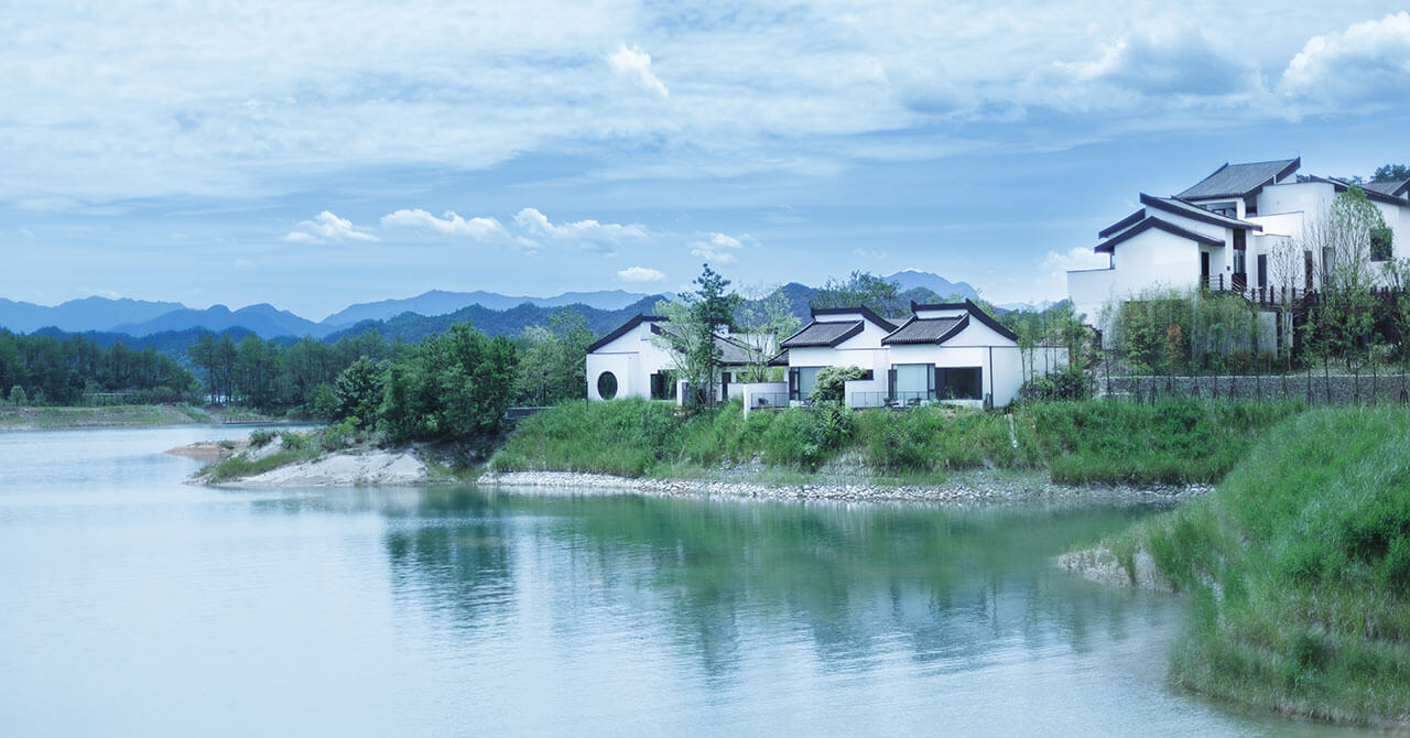 千岛湖安麓湖区